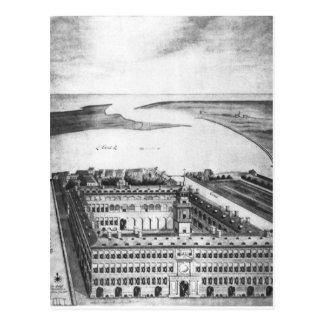 House of the Hanse Antwerp Postcard