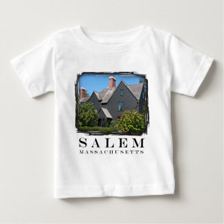 House of the Seven Gable Baby T-Shirt