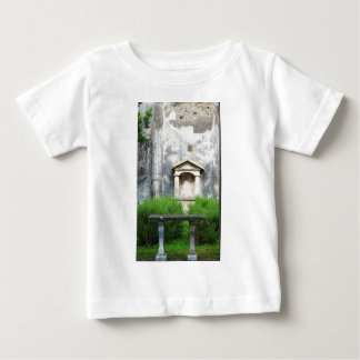 House of the Small Pagan Fountain Baby T-Shirt