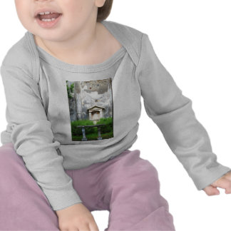 House of the Small Pagan Fountain T-shirts