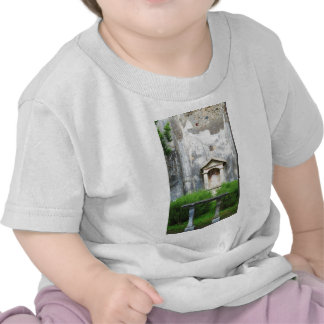 House of the Small Pagan Fountain Tshirt