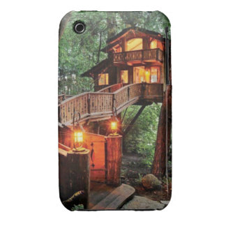 House Of Trees iPhone 3 Cover