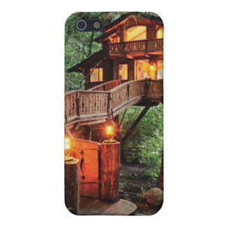 House Of Trees iPhone 5 Covers