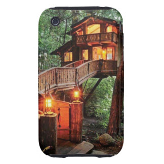House Of Trees Tough iPhone 3 Cover
