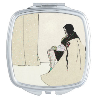 House of Usher Compact Mirror