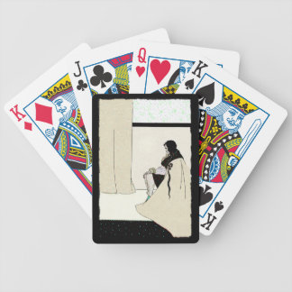 House of Usher Bicycle Playing Cards