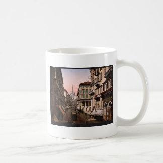 House of Victor Emmanuel, Milan, Italy vintage Pho Coffee Mug