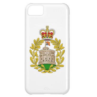 House of Windsor Royal Coat of Arms iPhone 5C Cases