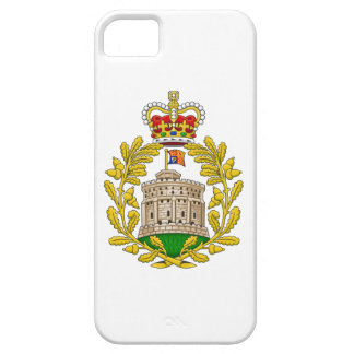 House of Windsor Royal Coat of Arms iPhone 5 Cases