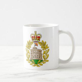 House of Windsor Royal Coat of Arms Coffee Mug