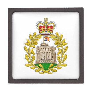 House of Windsor Royal Coat of Arms Gift Box
