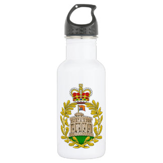 House of Windsor Royal Coat of Arms 18oz Water Bottle