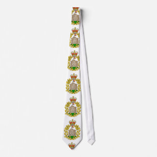 House of Windsor Royal Coat of Arms Tie