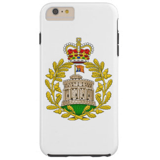 House of Windsor Royal Coat of Arms Tough iPhone 6 Plus Case