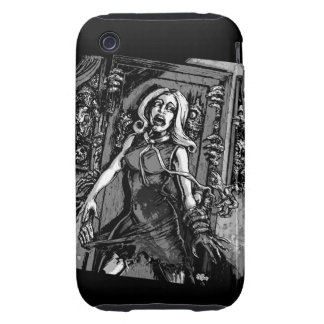 House of Zombies Tough iPhone 3 Cases