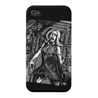 House of Zombies Covers For iPhone 4