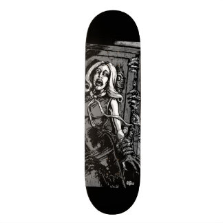 House of Zombies Skateboard Deck