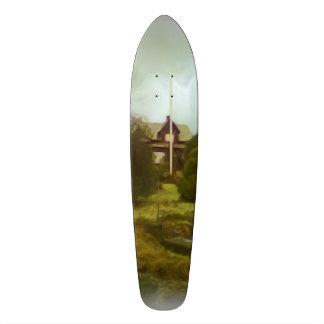 House on a small hill skateboard decks