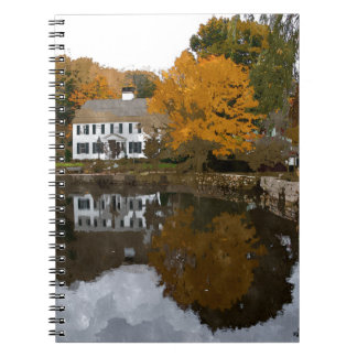 House on Cape Cod Notebook