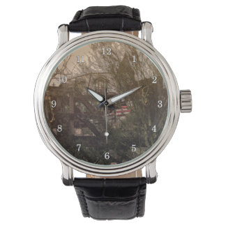 House on the hill wristwatch