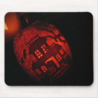 House on the Lantern Mouse Pad