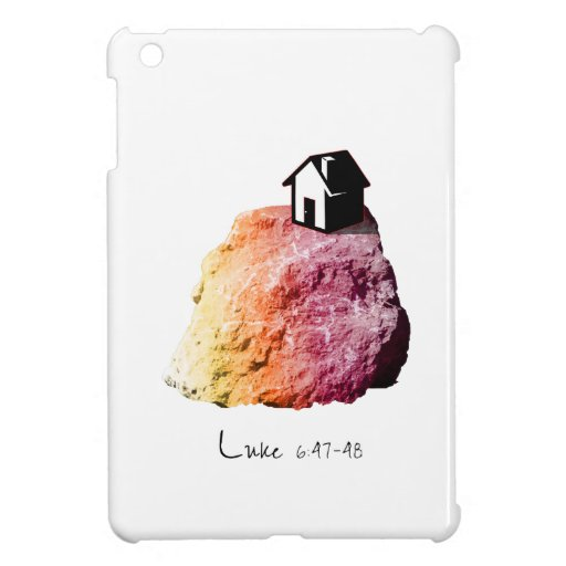 House on the Rock Luke 6 Case For The iPad Mini