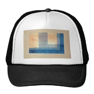 House on the Water by Paul Klee Trucker Hat