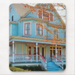 House - Painted Lady Mouse Pad