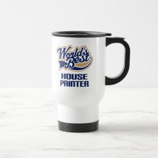 House Painter Gift (Worlds Best) Travel Mug