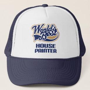 House Painter Gift Worlds Best Trucker Hat