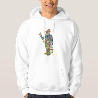 House painter hoodie