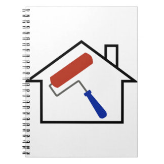 House Painting Notebook