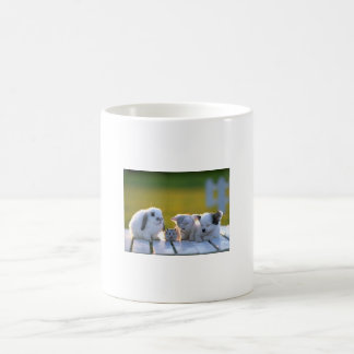 House Pets (Rabbit, Rat, Kitty, Dog) Coffee Mug