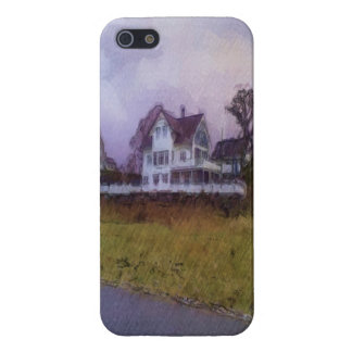 House photo drawing covers for iPhone 5