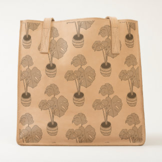 House Plant 01 Tote