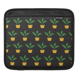 house plant iPad sleeves