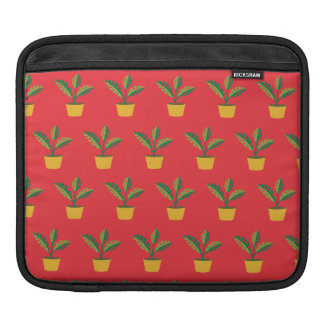 house plant red sleeves for iPads