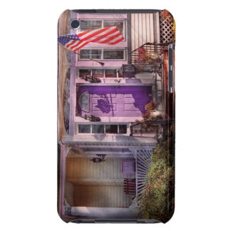 House - Porch - Cranford, NJ - Lovely in Lavender Barely There iPod Cover