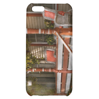 House - Porch - Traditional American iPhone 5C Cover