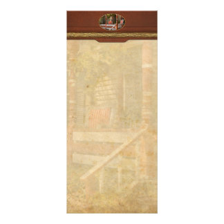House - Porch - Traditional American Personalized Rack Card