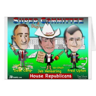 House Republicans Card