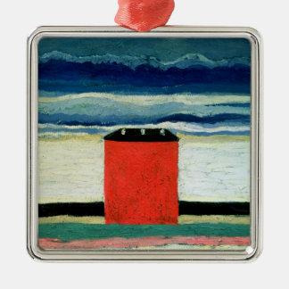 House roja, 1932 ornamento para reyes magos
