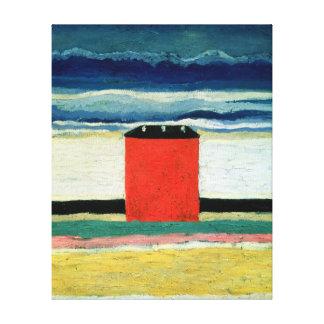 House roja, 1932 impresiones en lona