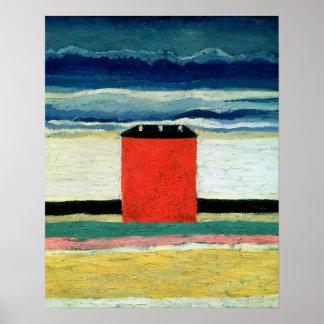 House roja, 1932 poster