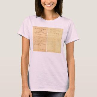 House & Senate Declaration War of 1812 HR 12A-B3 T-Shirt