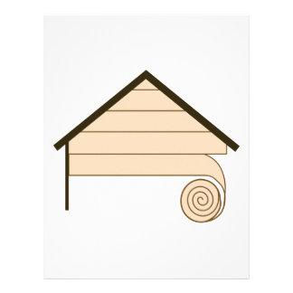 HOUSE SIDING LETTERHEAD