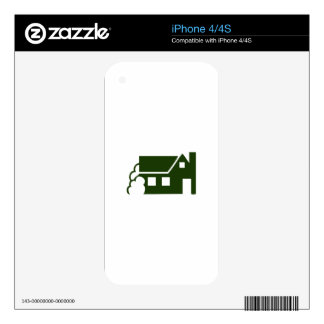 HOUSE iPhone 4 SKINS