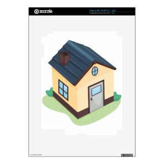 house skin for the iPad 2