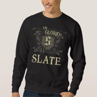 House SLATE. Gift Shirt For Birthday