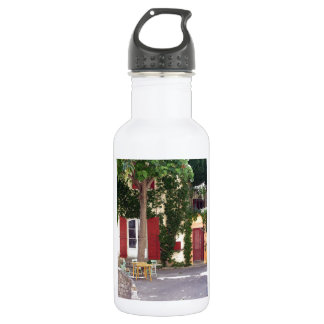 House Stainless Steel Water Bottle